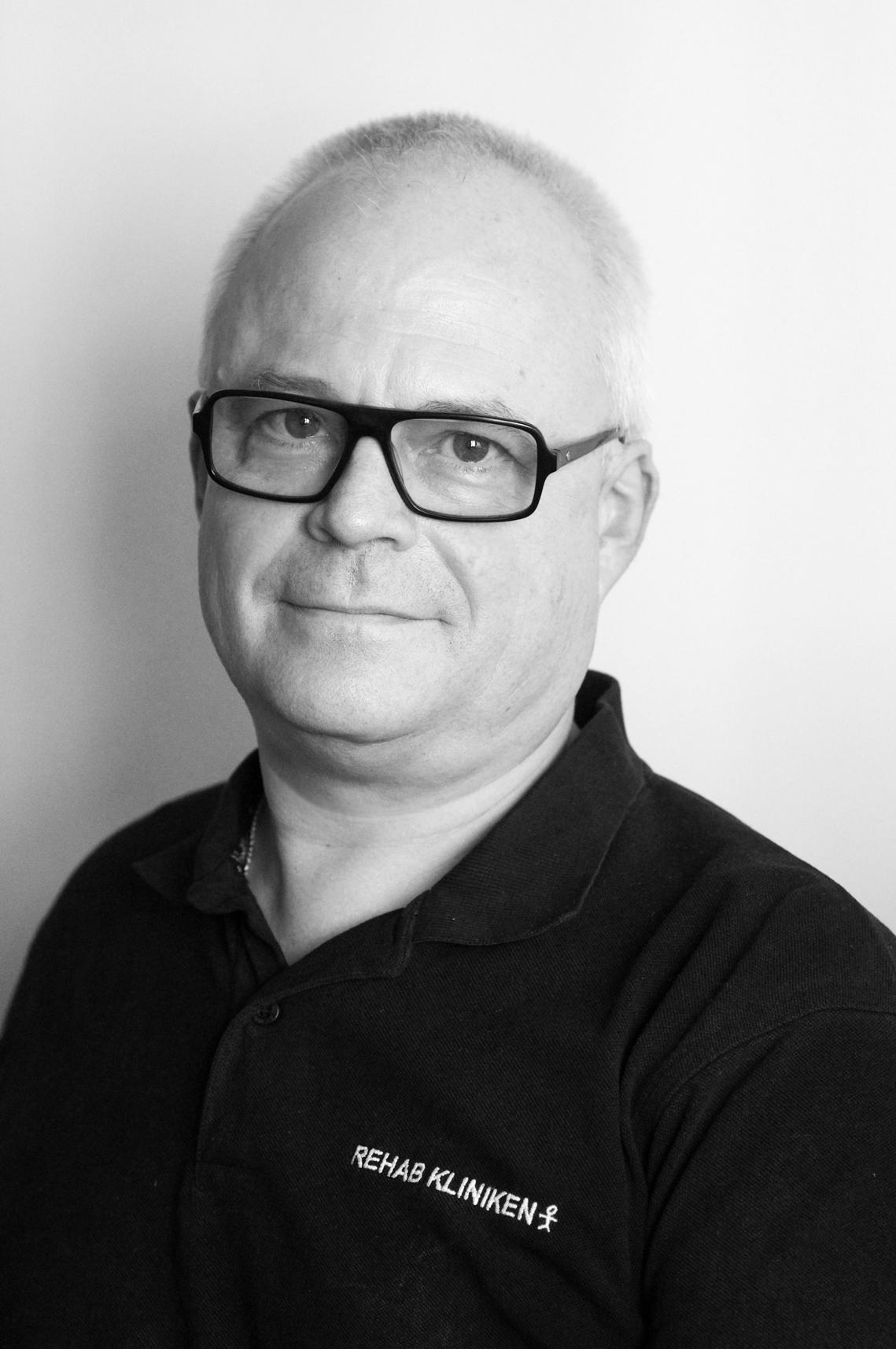 Håkan Wigsén : Leg. naprapat